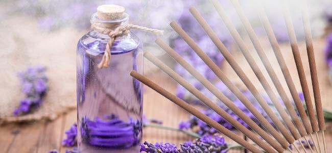 Lavendel Zum Entspannen Und Schlafen