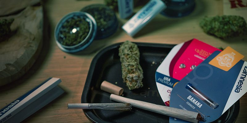 Tipps stärkere Weed-Züge: THC-reiche Sorten
