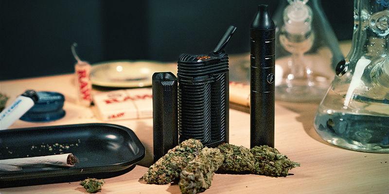 Tipps stärkere Weed-Züge: Investiere in Cannabis-Vaporizer