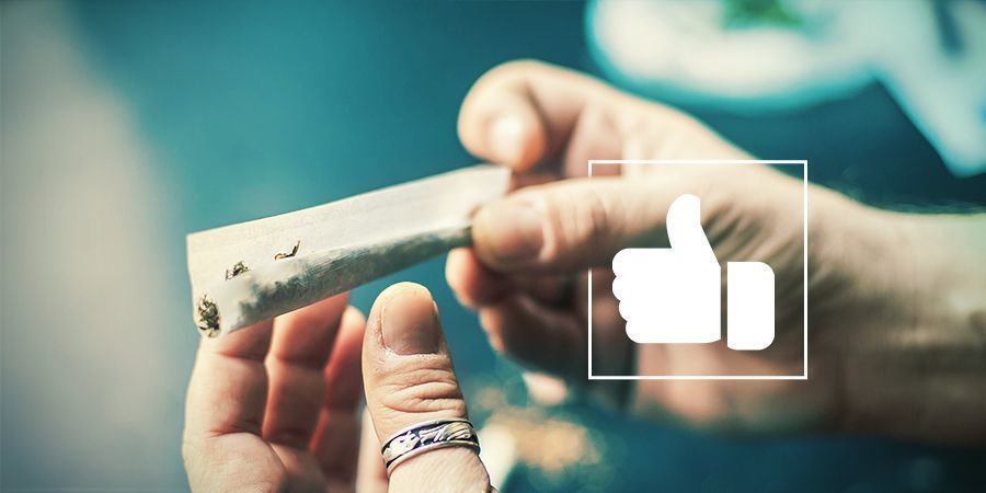 Drehe Den Perfekten Joint