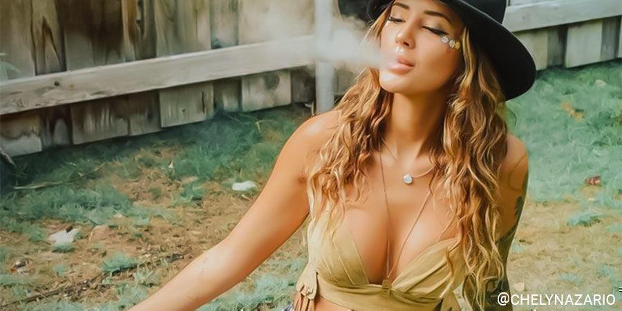 Top Cannabis-Influencerinnen Auf Instagram: @chelynazario