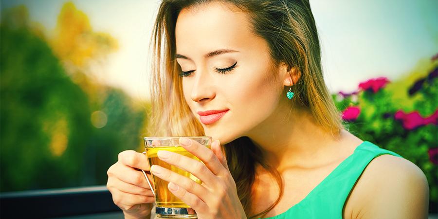 Kanna Konsumieren - Tee