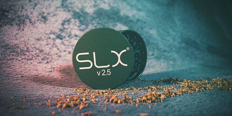 SLX 2.5 Non-Stick Grinder mit Antihaftbeschichtung (4-teilig - Ø50mm)