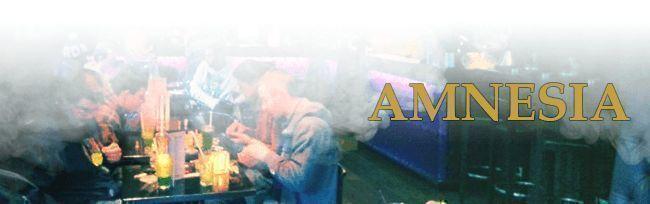 Coffeeshop Amnesia