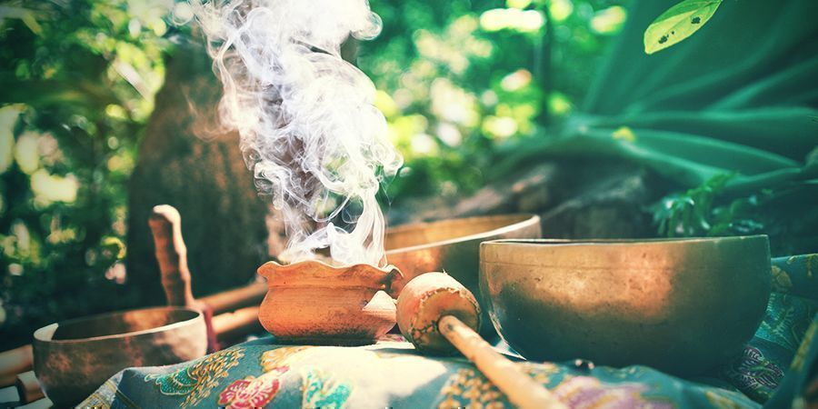 Die Verwendung Von Ayahuasca Ist Eine Uralte Praktik