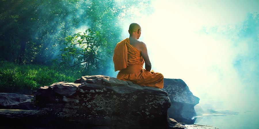 The Buddhist View Of Ego Death