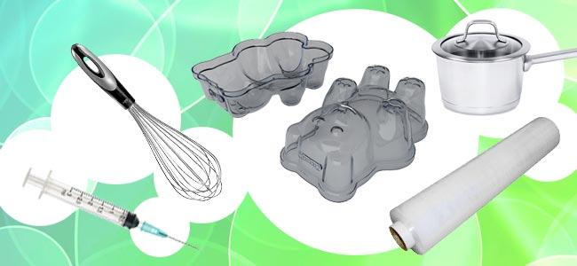 Benötigte Materialien Cannabis Gummibären