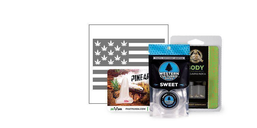 Die 10 Besten US Cannabissorten