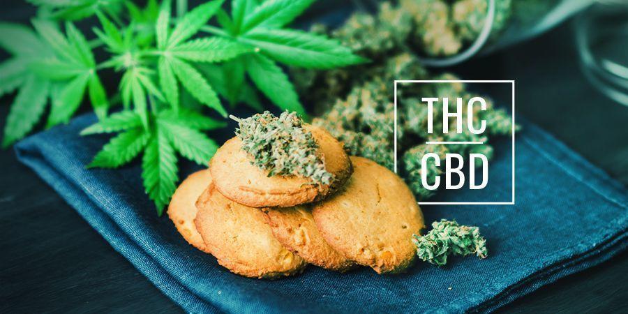 Was Ist Der Unterschied Zwischen CBD- Und THC Cannabis Esswaren?