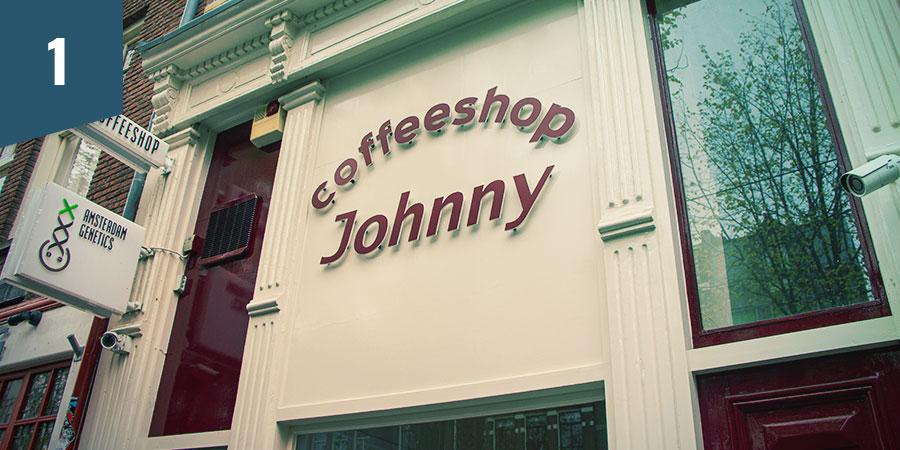 Coffeeshop Johnny Amsterdam - Besten CBD-Produkte