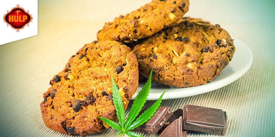 Coffeeshop 1e Hulp Amsterdam - Cannabis-Esswaren