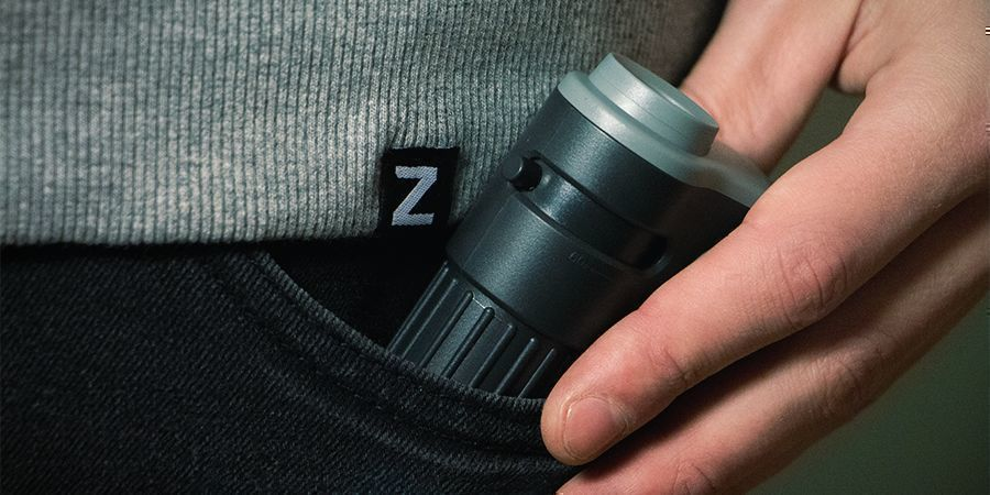 Taschenmikroskope: Carson Microbrite Plus