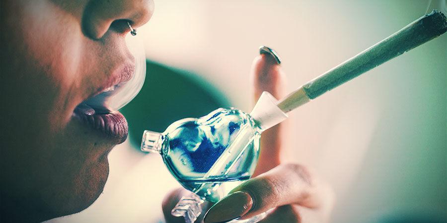 Wie Ein Cannabis Bubbler Funktioniert