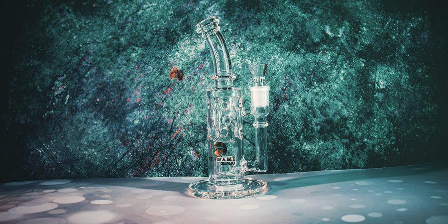 Perkolator-Bong Cannabis Bong