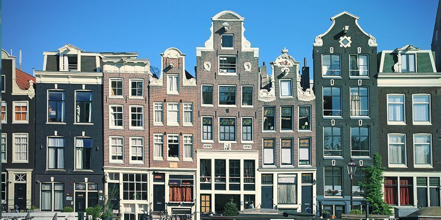 Smoke-Spots In Amsterdam: Der Stadtteil Jordaan