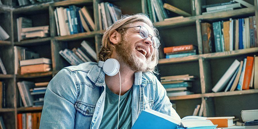 Grasraucher Probleme: Lachen, wenn man es nicht sollte