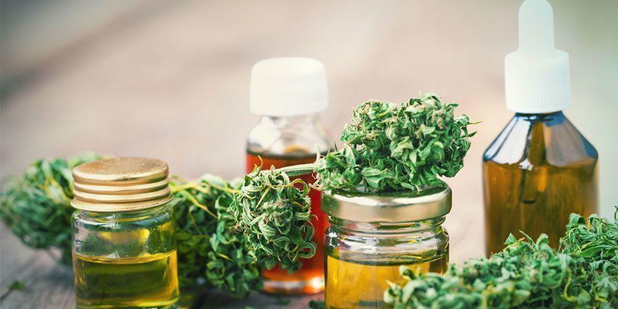 CBN Mit Anderen Cannabinoiden Kombinieren