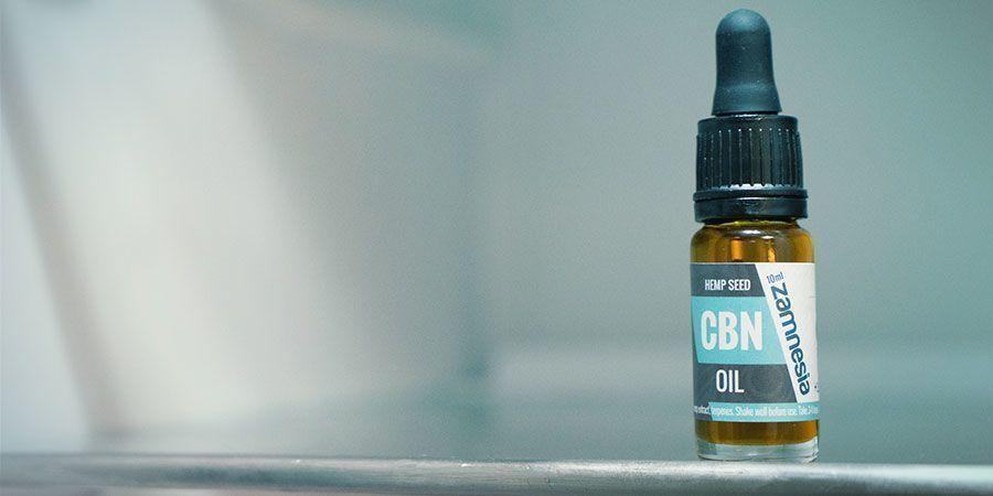 Wie Wird CBN-Öl Gelagert?