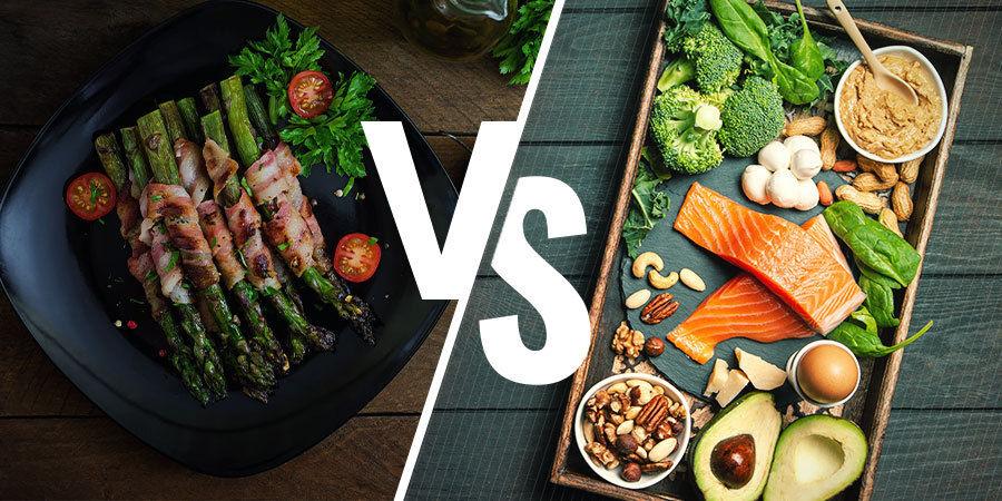 Welche Diät passt zu Dir, Paläo oder Keto?