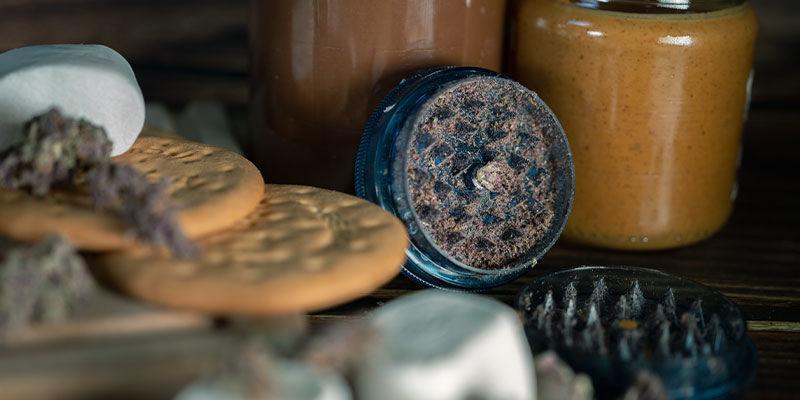 Alternative Zutaten Für Marihuana-firecracker