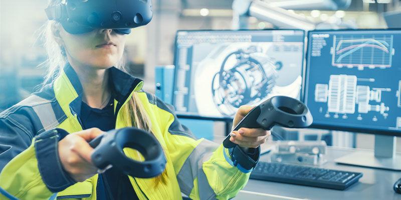 Wofür wird Virtuelle Realität verwendet?