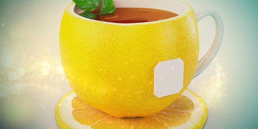 Zitronen Trüffel Elixir