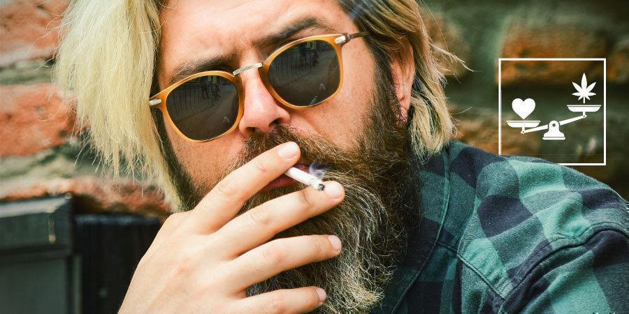 Alles in Maßen – auch Cannabis