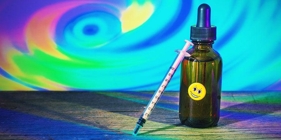 Mikrodosierung Von LSD
