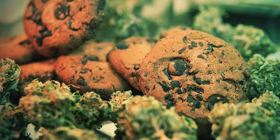 Der Konsum Von Esswaren Kann Den Psychedelischen Charakter Von Cannabis Enthüllen
