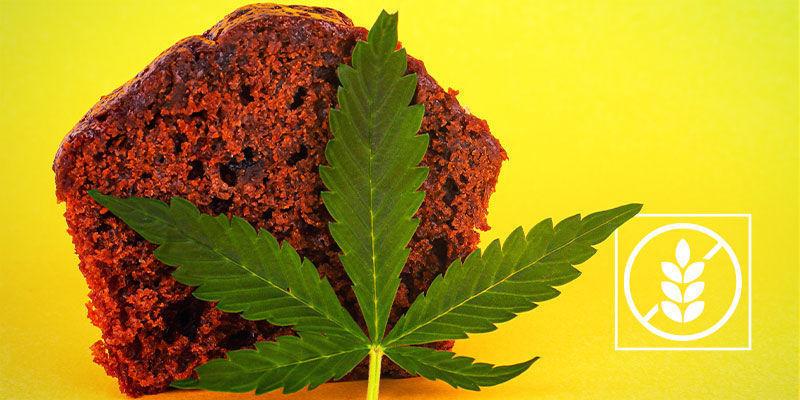 Rezept Für Glutenfreie Cannabis-muffins