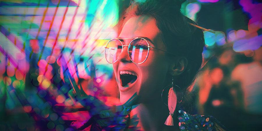 DER FREIZEITGEBRAUCH VON LSD