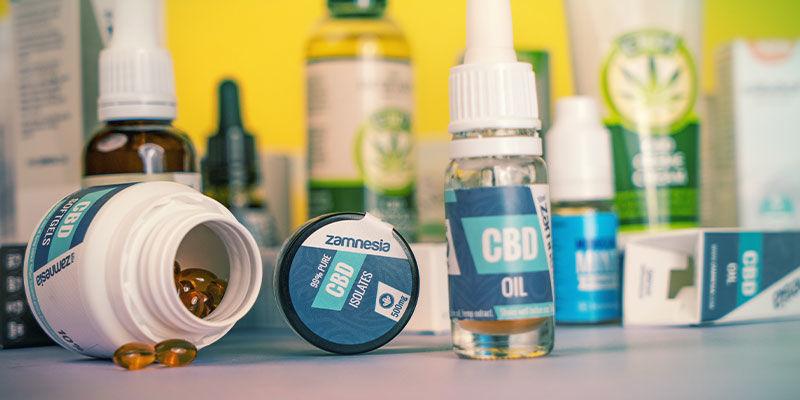 Kann Man Verschiedene CBD-Produkte Miteinander Mischen?