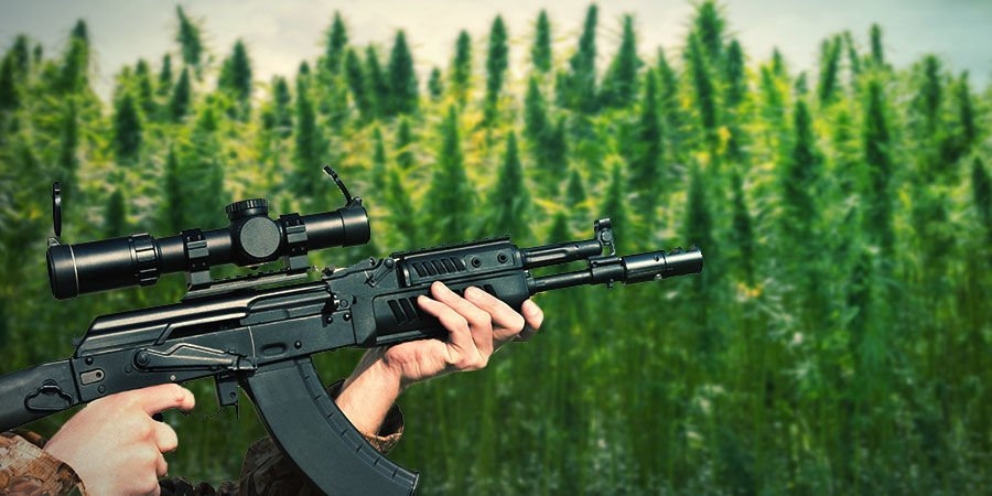 AK-47 ANBAUEN