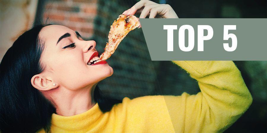 5 Sorten, Die Den Appetit Anregen