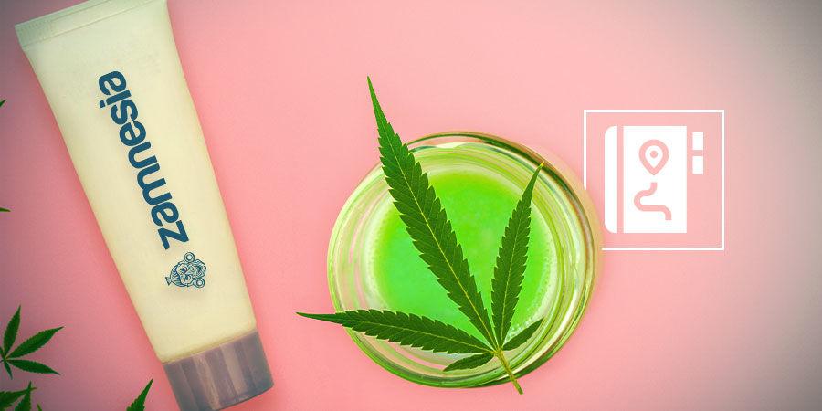 Cannabis-Gleitgel Anleitung