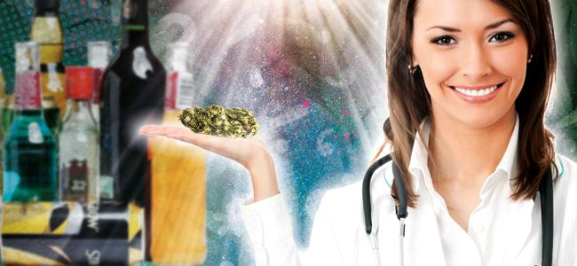 Marihuana Ist Eine Gefährliche Droge