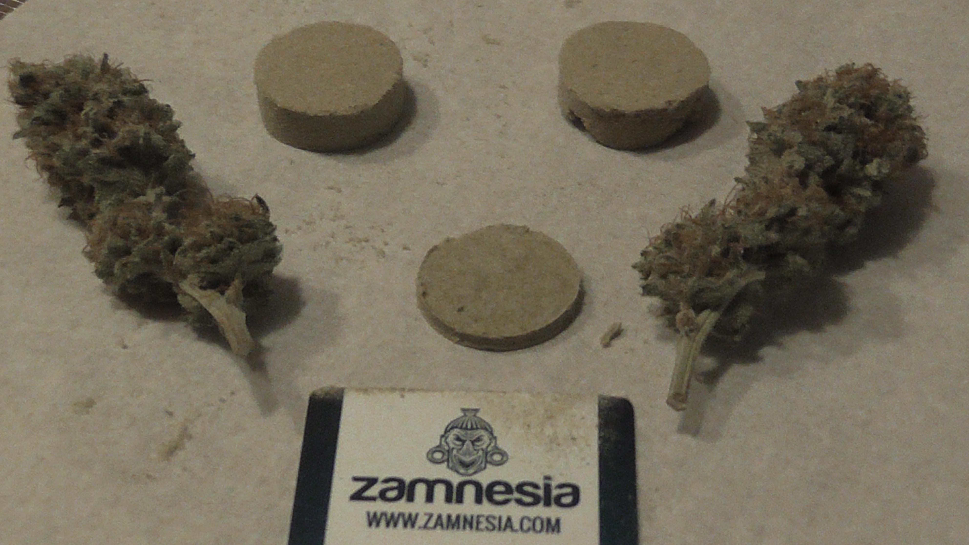 Hasch-Münzen