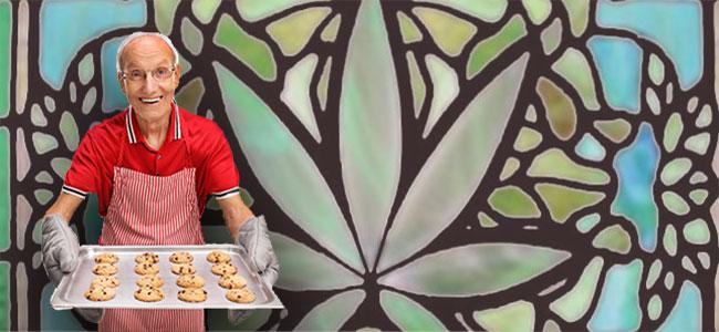 Mann Kekse Kirch