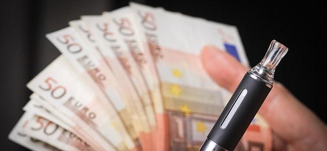 Verdampfer Geld