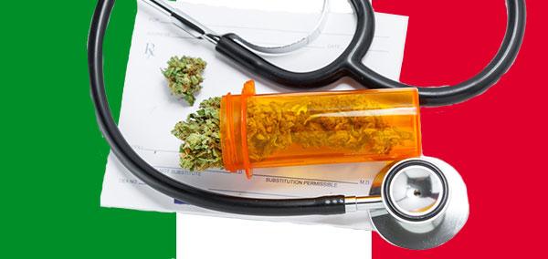 Medizinische Cannabis Italien