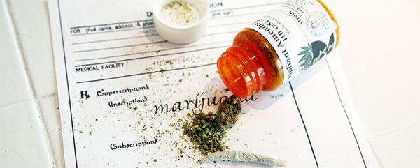 Medizinisches Marihuana