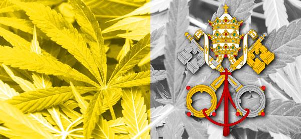 Vatikanischen cannabis