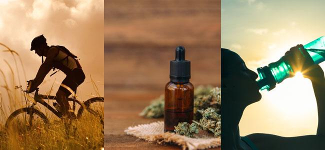Wie man einen cannabis-kater loswird?