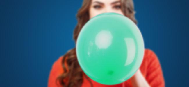 Inhaliere Niemals Einen Ganzen Luftballon