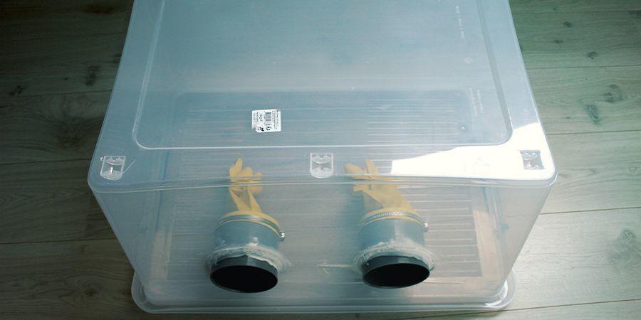 Still Air Box Für Die Zucht Von Magic Mushrooms