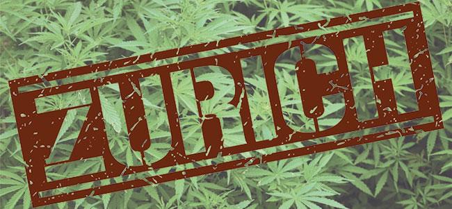 Urteil von Zürich Cannabis