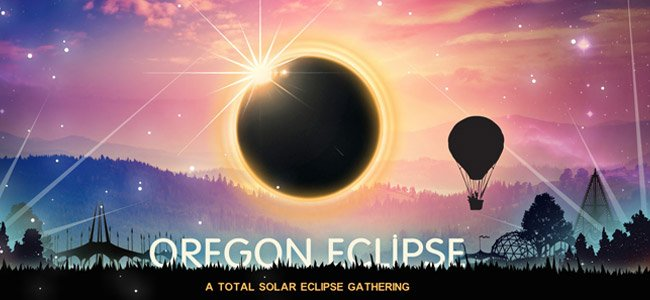 Oregon Eclipse