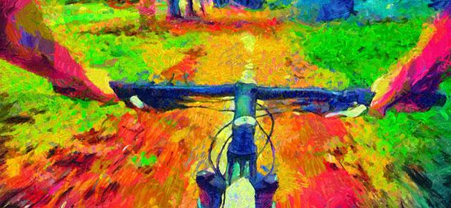 Aktivitäten psychedelische Reise