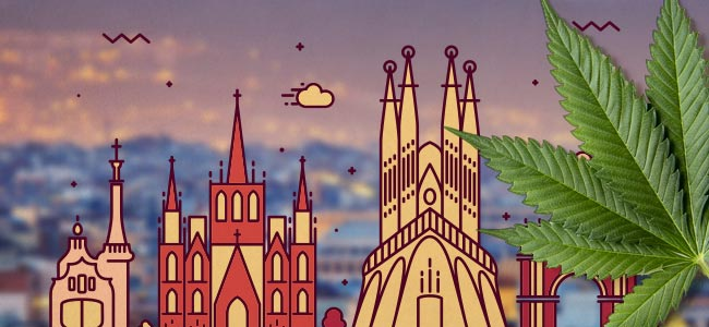 Legal Cannabis Rauchen Barcelona