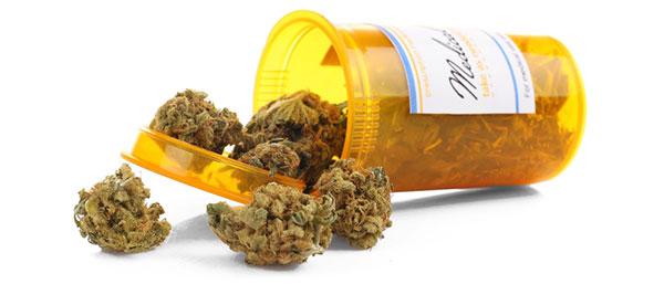Cannabis aus medizinischen Gründen